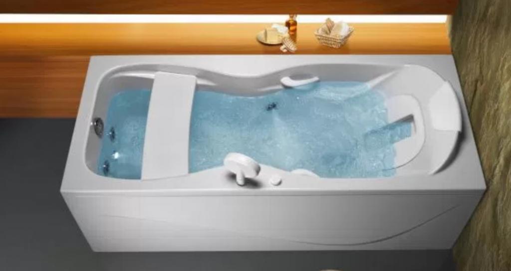 Hydrotherapy bath tub